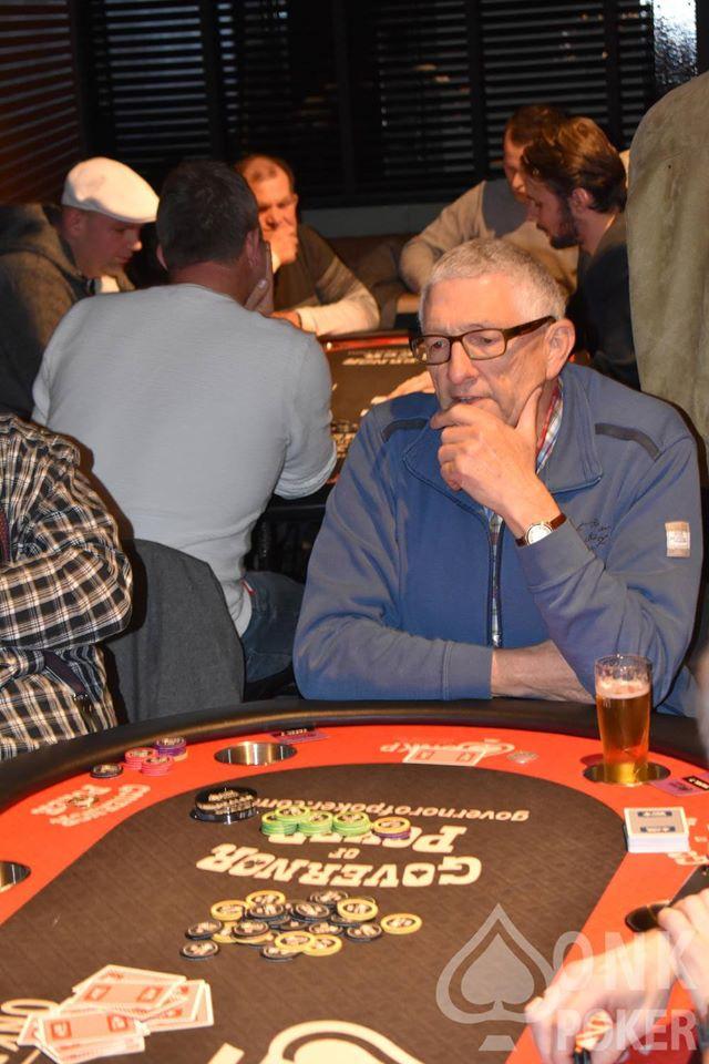 Cor bij het Pokerkampioenschap van Purmerend 2019/2020